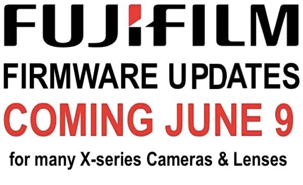 富士フイルムが6月9日にXシリーズのファームウェアアップデートをリリース!?マニュアルフォーカス精度向上や手ブレ補正が改善される!?