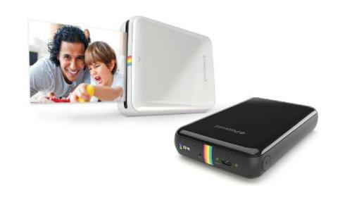 Polaroid インスタントフォトプリンタ「Polaroid Zip」