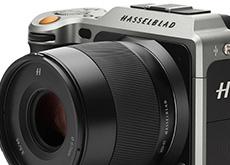 ハッセルブラッド 中判ミラーレスカメラ「X1D」