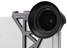 iPhone用ツァイスレンズ「ExoLens with optics by ZEISS」レビュー