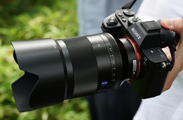Planner T* FE 50mm 1.4 ZA