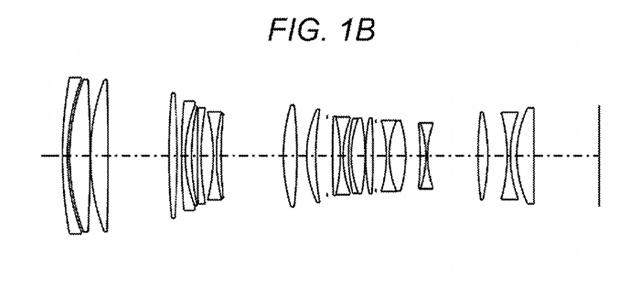 パナソニックの6本のマイクロフォーサーズ用ズームの特許。12-240mm f/3.6-6.5、12-70mm f/2.8、70-200mm f/2.8など。