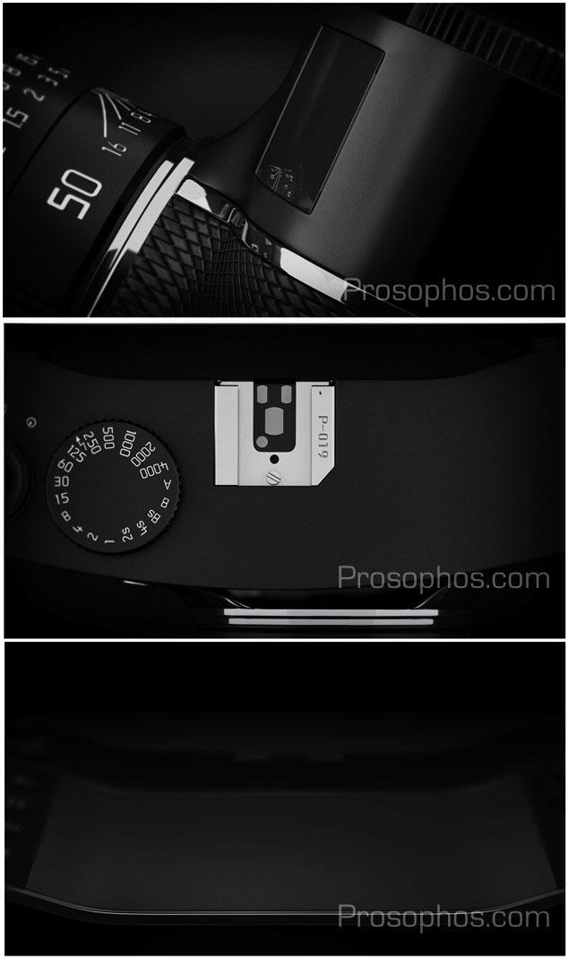 CCDセンサーを搭載したMマウントカメラ