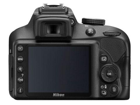 ニコン D3400