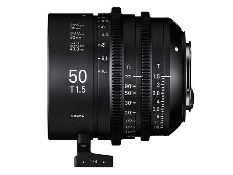 50mm F1.5 FF