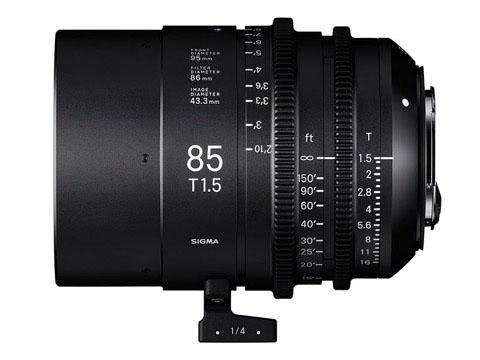 85mm F1.5 FF