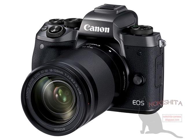 キヤノン「EF-M18-150mm F3.5-6.3 IS STM」