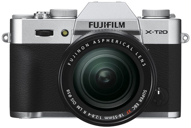 富士フイルムX-T20