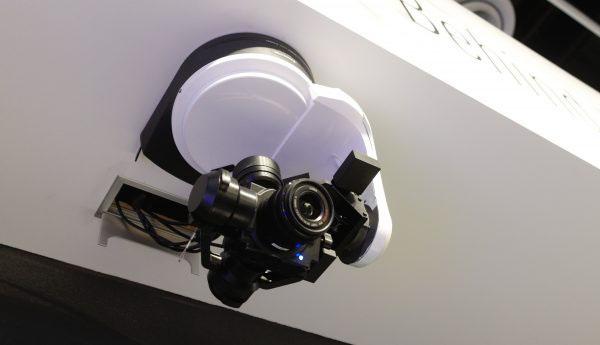パナソニックGH4ベースのドローン用小型4Kモジュールをフォトキナで展示。