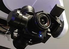 パナソニックGH4ベースのドローン用小型4Kモジュール