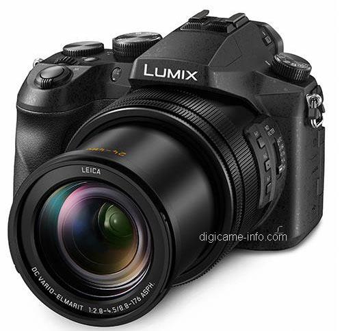 パナソニック「LUMIX FZ2000」