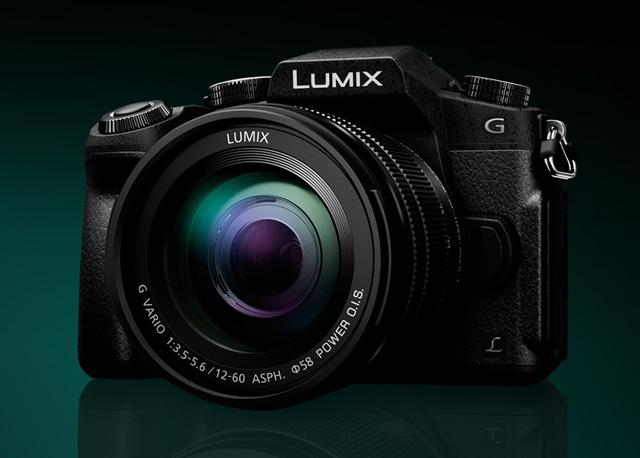 パナソニックが「LUMIX G8」