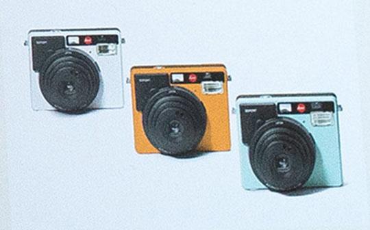 ライカ インスタントカメラ「Leica SOFORT」