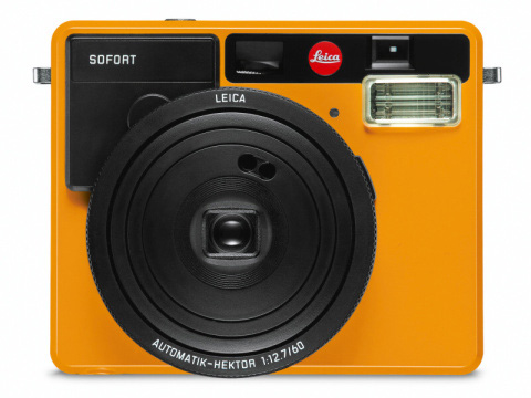 ライカ インスタントカメラ「Leica Sofort(ライカ ゾフォート)」