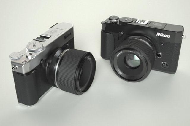 フルサイズ Nikon 1