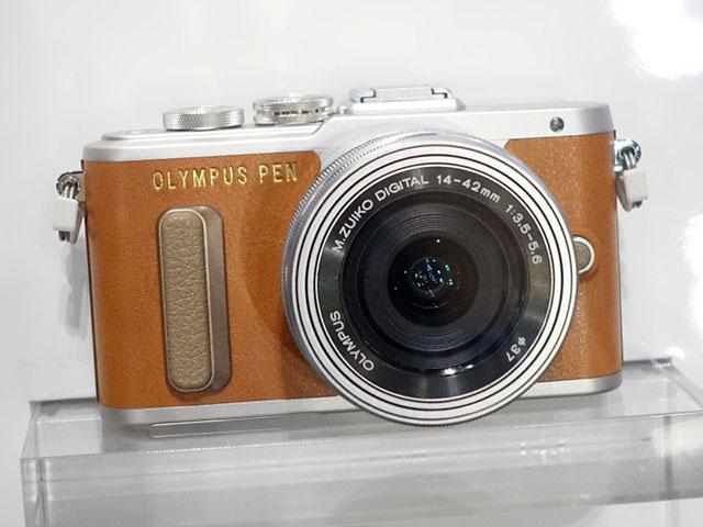 オリンパスPEN Lite E-PL8