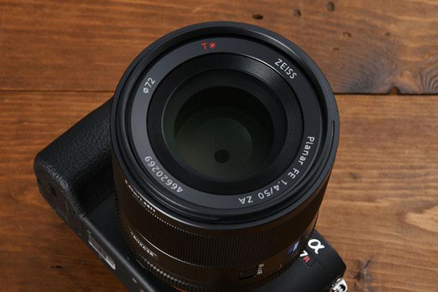 ソニー Planar T* FE 50mm F1.4 ZA レビュー