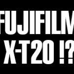 富士フイルムX-T20は4K録画に対応している!?