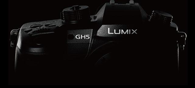 パナソニック LUMIX GH5