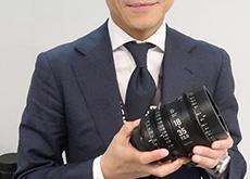 シグマ山木社長がフルサイズEマウント用レンズの開発を明言した模様。