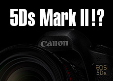 キヤノン EOS 5Ds Mark II