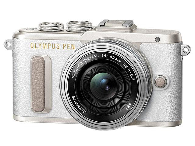 オリンパス「OLYMPUS PEN E-PL8」