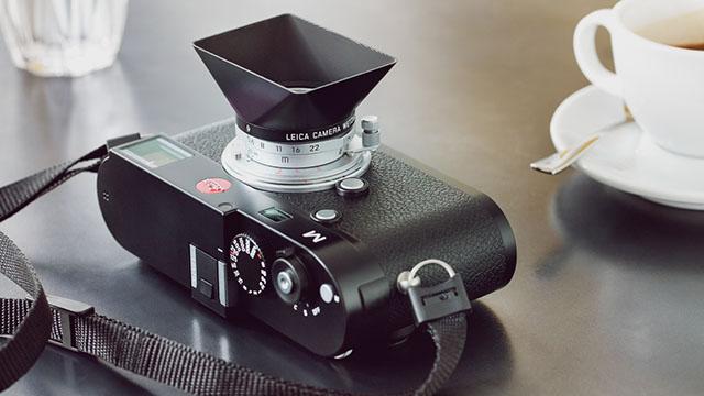 ライカ ズマロンM f5.6/28mm