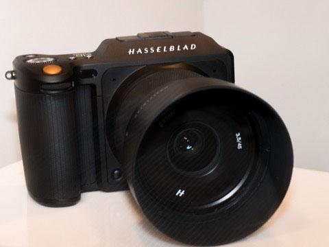 ハッセルブラッド X1D