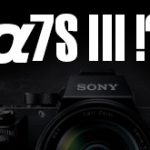 ソニーが4月23日にα7S IIIを発表する!?