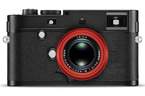 ライカが世界限定100本の「ライカ アポ・ズミクロンM F2.0/50mm ASPH. レッド」を発表。