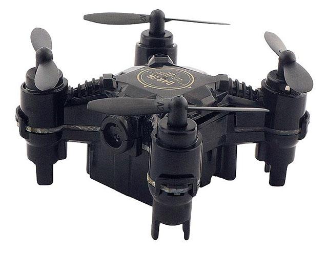 本屋で買える手のひらサイズのカメラ付き超小型ドローン「SAN-EIホビーシリーズ RCコンパクトドローンwithカメラ」