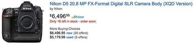 ソニーのハイエンドEマウントカメラは、EOS-1D X Mark IIやD5ようなプロ向け機となり、価格も同価格帯になる!?