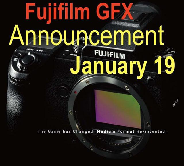 富士フイルム「GFX 50S」