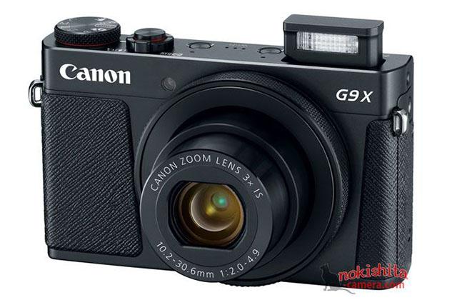 キヤノン「PowerShot G9 X Mark II」