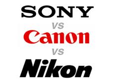 韓国ではミラーレス機のシェアが伸び、ソニー、キヤノン、ニコンの競争が激化してる模様。