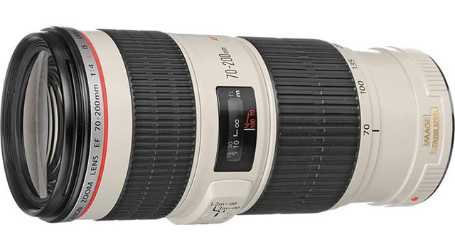 EF70-200mm F4L IS II USM