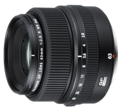 GF63mm F2.8 R WR