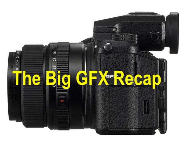 富士フイルム「GFX 50S」のスペック概要(公式+噂)