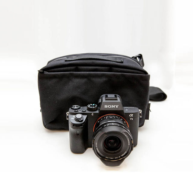 Map Camera BLACK TAG 新作カメラバッグ「TYPE121」