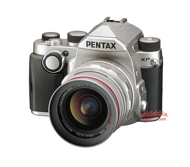 ペンタック新型一眼レフ「PENTAX KP」