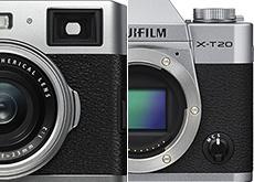 X100F X-T20