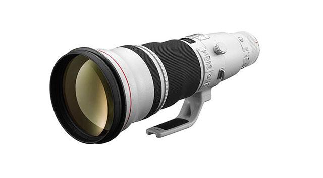 キヤノンが複数の大型白レンズの後継機を開発中!?