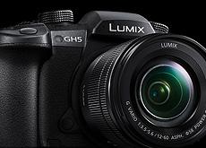 パナソニック「LUMIX GH5」
