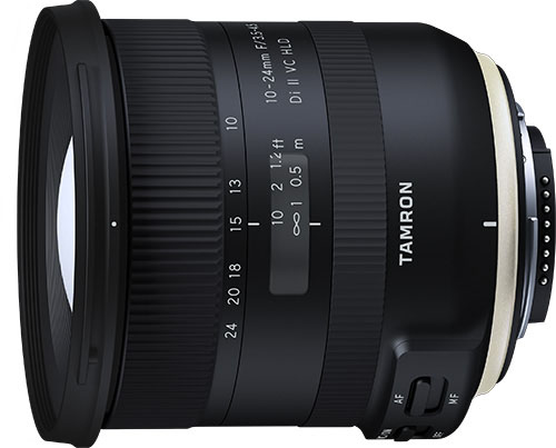 10-24mm F/3.5-4.5 Di II VC HLD (Model B023)