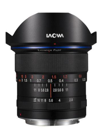 LAOWA 12mm f/2.8 ZERO-D