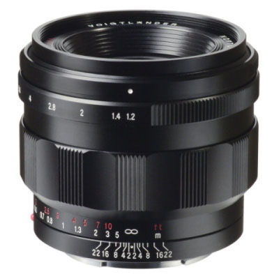 NOKTON 40mm F1.2 Aspherical E-mount