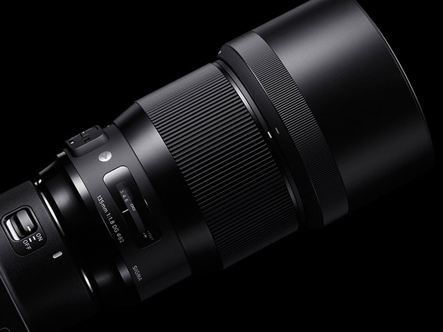 SIGMA 135mm F1.8 DG HSM | Art
