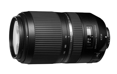 タムロン「SP 70-300mm F/4-5.6 Di VC USD (Model A030)」