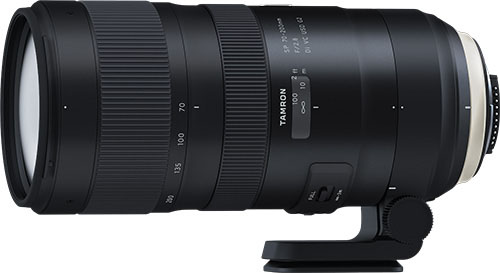 SP 70-200mm F/2.8 Di VC USD G2(Model A025)