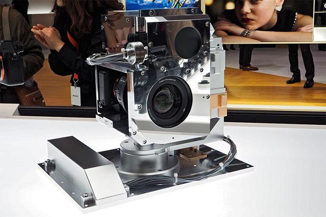 ソニーα7S IIが国際宇宙ステーション「きぼう」のカメラに採用されている模様。